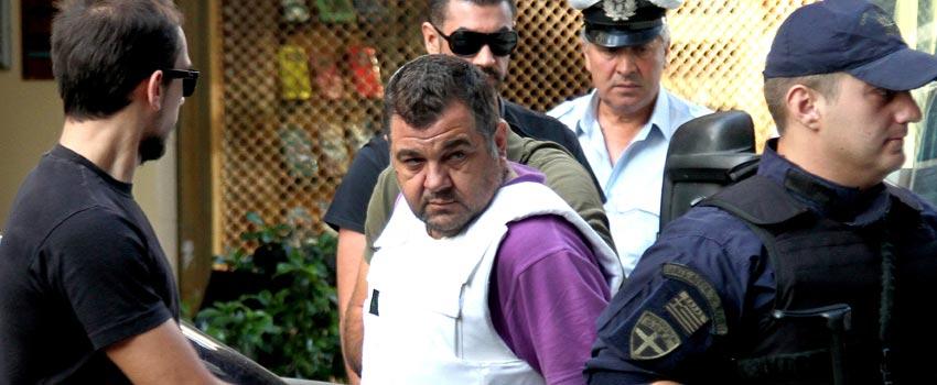 Ο Γιώργος Ρουπακιάς δράστης της δολοφονίας του Παύλου Φύσσα