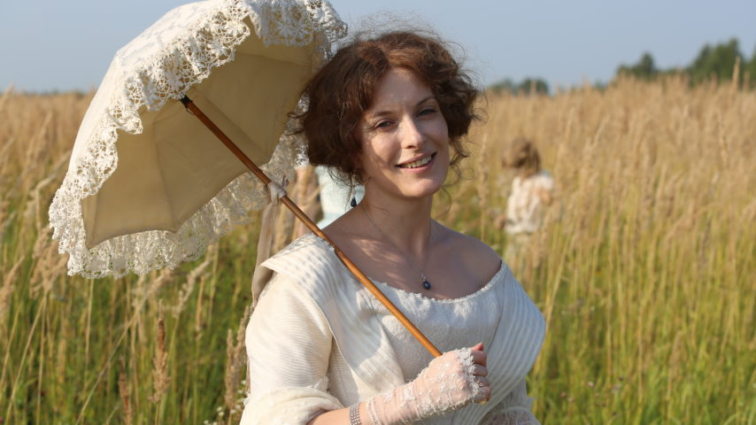 Anna Astrakhanceva as Natalia Petrovna 4
