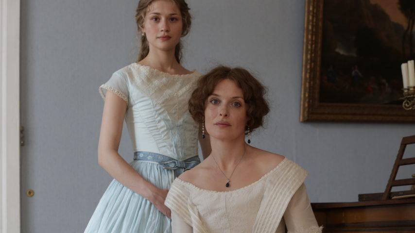 From left to right_Anna Levanova as Vera and Anna Astrakhanceva as Natalia Petrovna