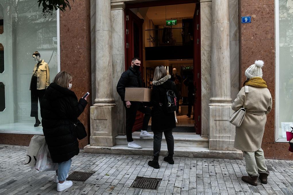 Πρόεδρος Εμπορικού Συλλόγου Αθηνών: 'Ανοιγμα από τη Δευτέρα με διαφορετικό sms