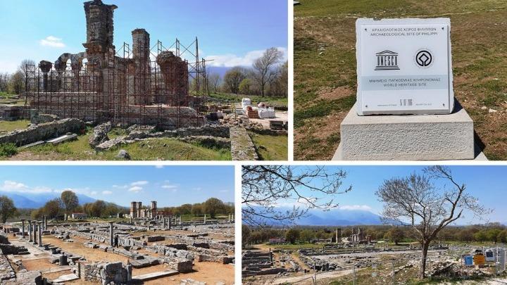 Ο αρχαιολογικός χώρος των Φιλίππων αποκαλύπτει τα «μυστικά» του