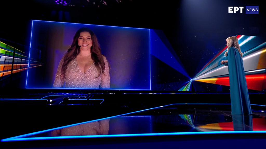20210521 eurovision paparizou