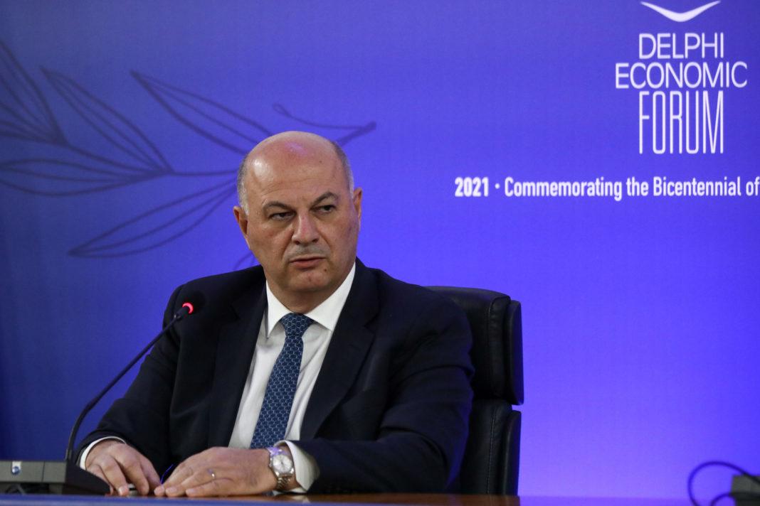 Κ.Τσιάρας, Υπουργός Δικαιοσύνης