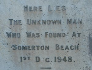SomertonManStone