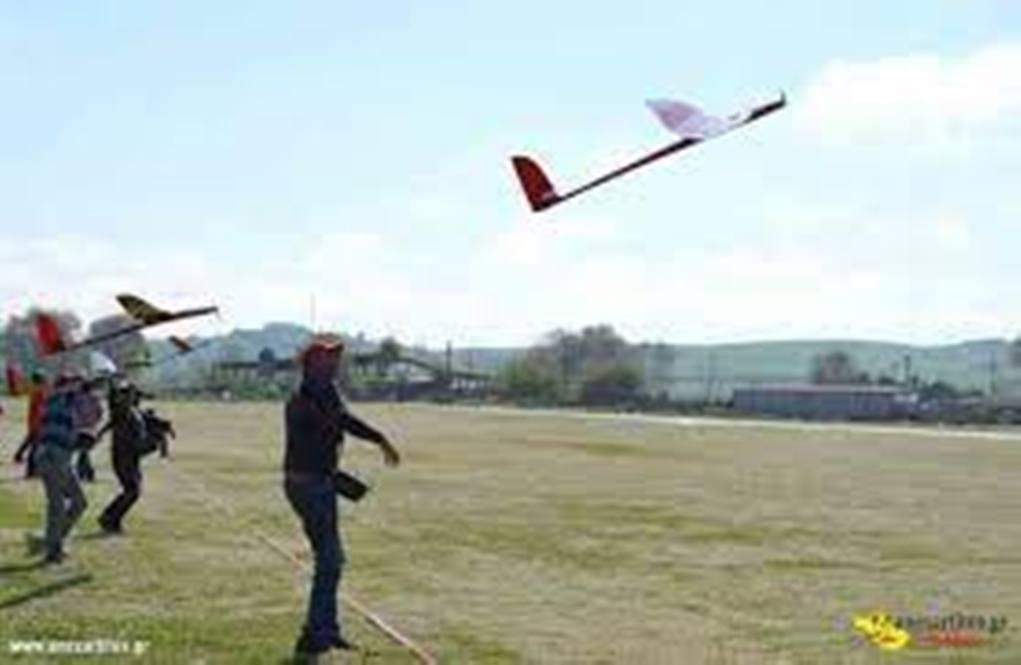 Σέρρες: Αγώνες Αερομοντελισμού